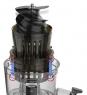 Шнековая соковыжималка HUROM H-100 (бордовая)