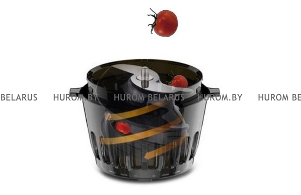 HUROM H-100S (красная)